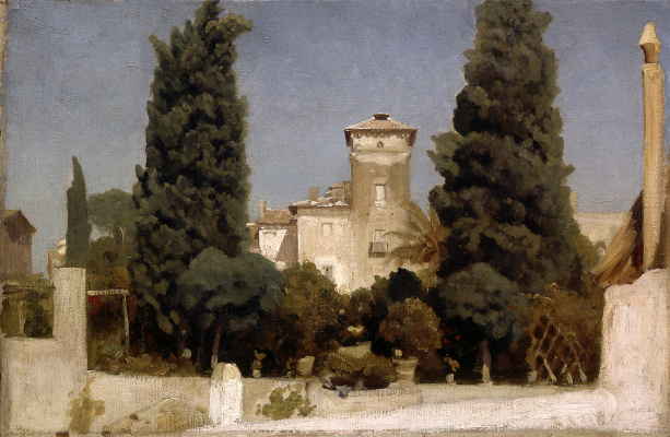Frederic Leighton. Villa Malta, Rome