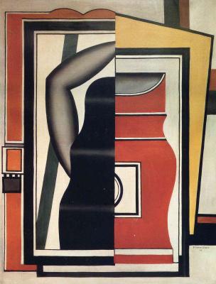 Fernand Leger. Plot 35