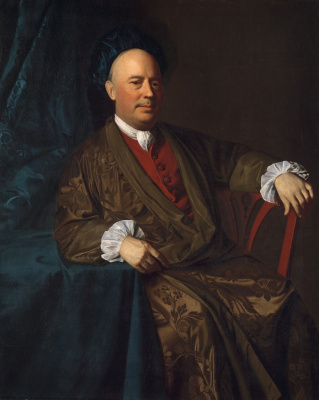 John Singleton Copley. Joseph Sherburn