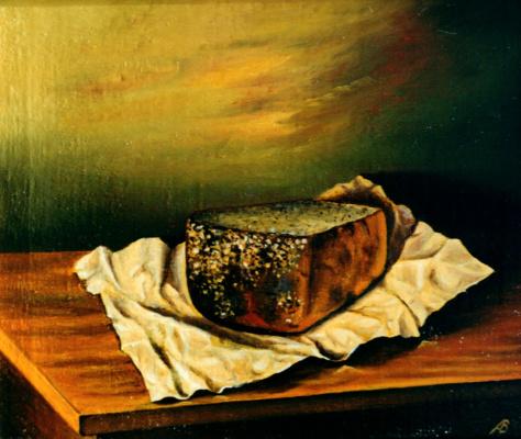 Vladimir Vasilyevich Abaimov. The Bread