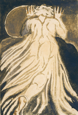 William Blake. The first book Urizen. The Outgoing Urizen
