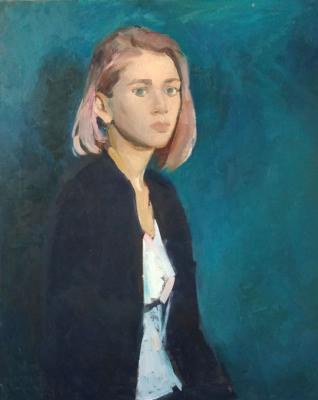 Валкрия Александровна Устюжанина. Liza