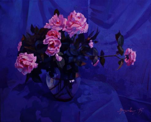 Анастасия. Чайная роза