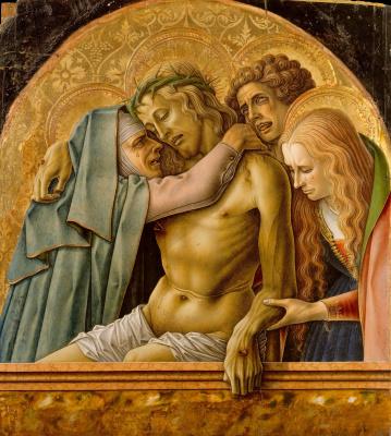 Carlo Crivelli. Pieta