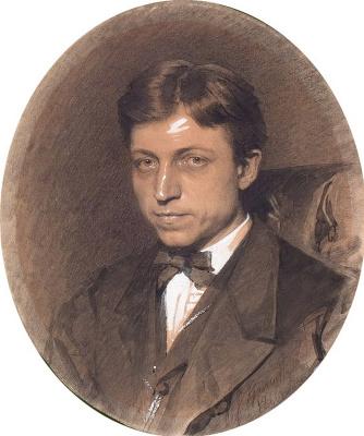 Иван Николаевич Крамской. Портрет неизвестного