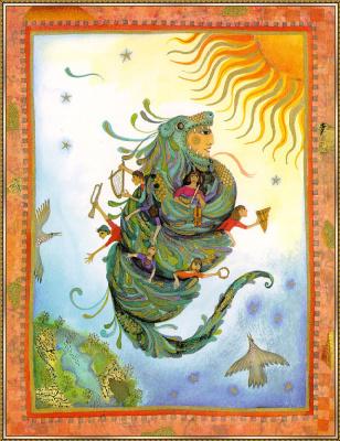 Джейн Рэй. Пернатый змей