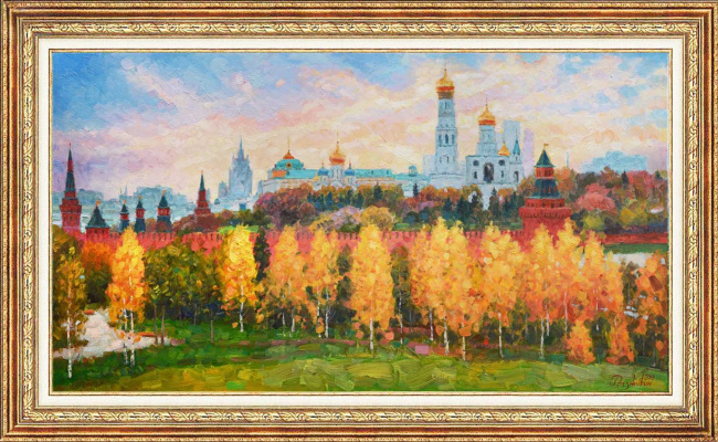 Igor Razzhivin. Hello, the Golden autumn!