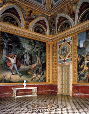 Julius Schnorr von Karolsfeld. Decoration