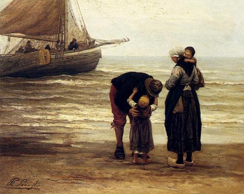 Прощание рыбака