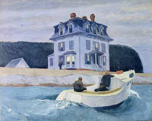 Edward Hopper. Bootleggers