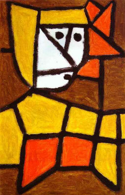 Paul Klee. The woman
