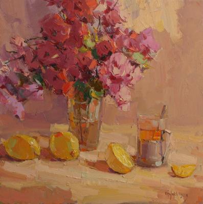 Сергей Ступка. Утренний чай с лимоном