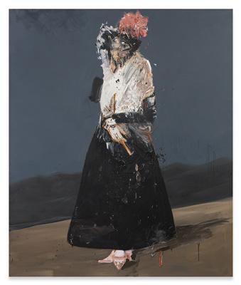 George Condo. Impressions Goya 3