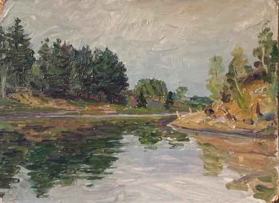 Oleg Alekseevich Dmitriev. Silent Creek