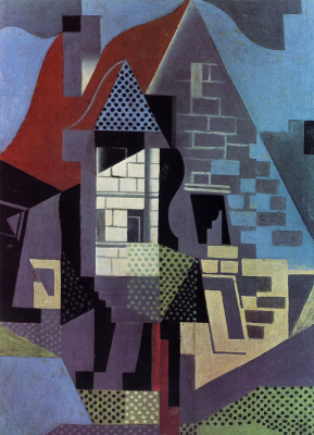 Juan Gris. House in Beauly