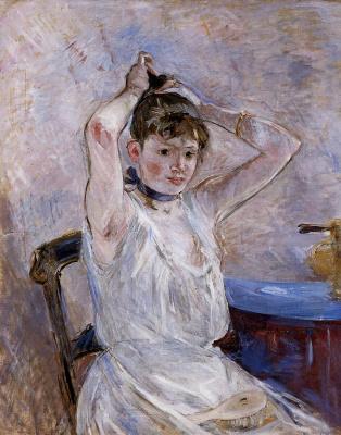 Berthe Morisot. The Bath