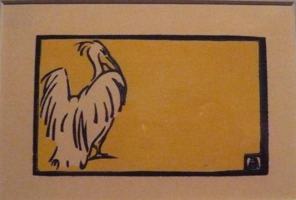 Fritz Bleuil. Pelican