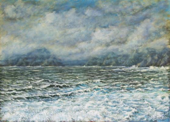 Valery Levchenko. No. 279 Rocky Island