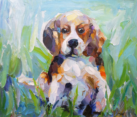 Jose Rodriguez. Beagle Little hunter