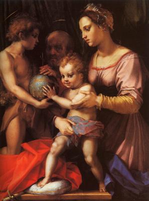 Андреа дель Сарто. Младенец