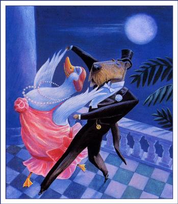 Роджер Шуинар. Танец влюбленных