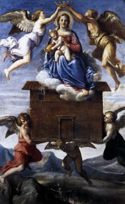 Лодовико Карраччи. Святой дом