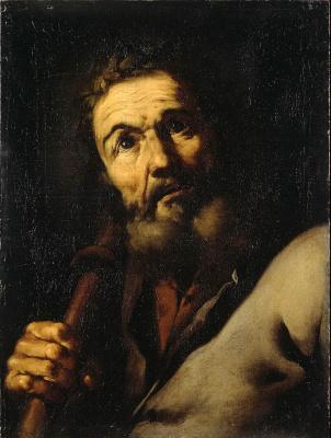 Хосе де Рибера. Апостол Иаков Старший
