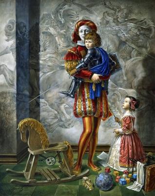 Mikhail Khokhlachov. Lullaby for the Hero