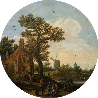 Jan van Goyen. Summer