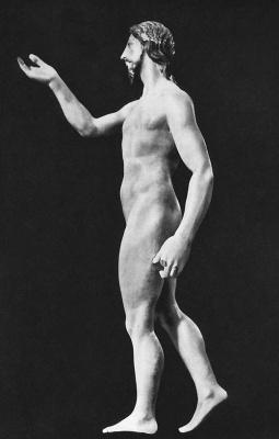 Эль Греко (Доменико Теотокопули). Воскресший Христос