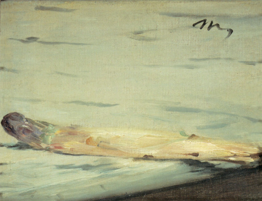 Edouard Manet. Asparagus