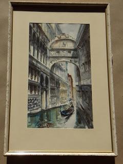 Unknown artist. Bridge of Sighs.