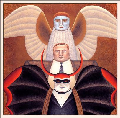 Блэр Дравсон. Ангел, дьявол и бизнесмен