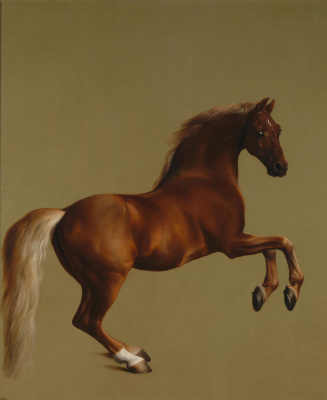 George Stubbs. Whistlejacket