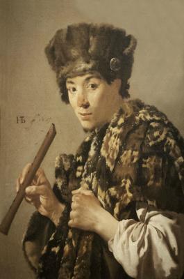 Hendrick Jansz Terbrugghen. Shepherd