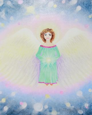 Вера Александровна Холмогорова. Ангел хранитель