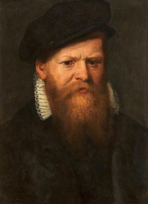 Адриан Томас Кей. Портрет неизвестного мужчины (Чарльза Брэндона, герцога Саффолка)