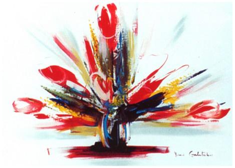 Yuri Iosifovich Galetsky. An explosion of joy