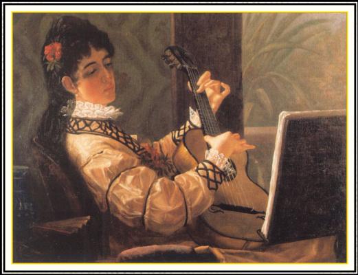 Катрин Жанвье. Старинная музыка