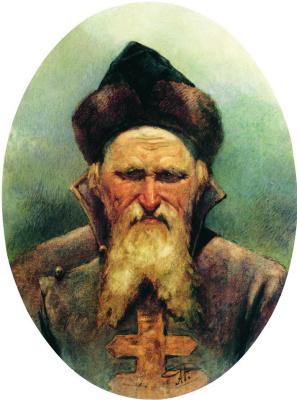 Andrei Petrovich Ryabushkin. Sagittarius