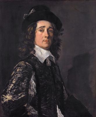 Frans Hals. Portrait of Jasper Schade van Westrum