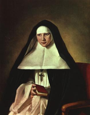 П Ламонд. Монашка