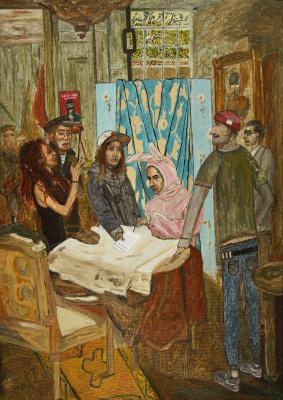 Andrey Viktorovich Andreev. Vasily Shvydko founds creative association