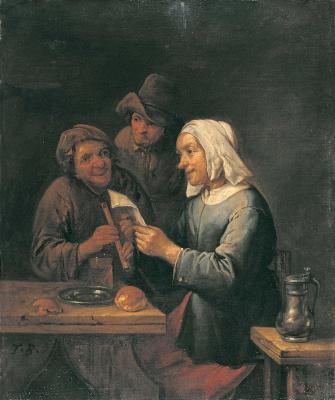 Гиллис ван Тильборг. Дуэт