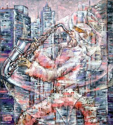 Serg Busyrev. NY Jazz