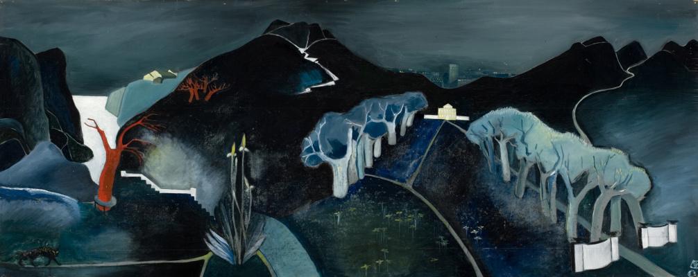 Tove Jansson. Mysterious landscape