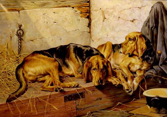 Valery Vasilyevich Litvinov. Lazy Moments (Noble's copy)