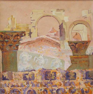 Anastasia Sergeevna Yamskikh. Shards of Palmyra