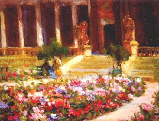 Евфимия Чарльтон Фортуна. Цветы