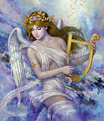 Карл Банг. Голубой ангел
